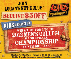 Logans Roadhouse Coupon