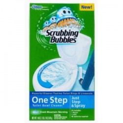 Family Dollar: FREE Scrubbing Bubbles One Step Kit