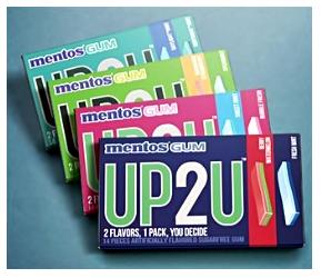 Up2U Gum