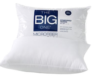 Big One Microfiber Pillow