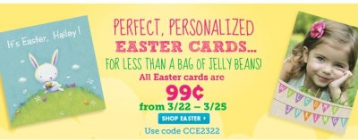 Cardstore Easter Cards
