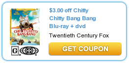 Chitty Chitty Bang Bang Coupon