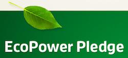 EcoPower Pledge