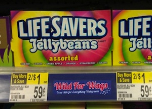 Lifesavers Jelly Beans