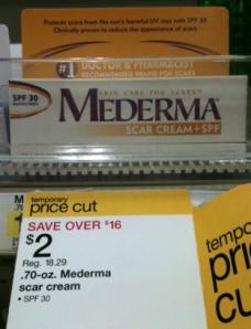 Mederma Scar Cream