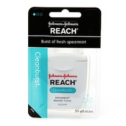 Reach Cleanburst Floss