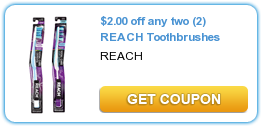 Reach Toothbrush Printable Coupon
