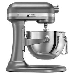 Silver KitchenAid Mixer