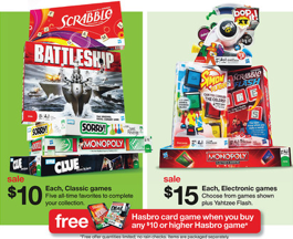 Target Board Game Deals