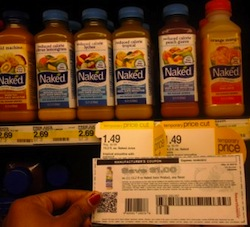 Target Naked Juice Deal