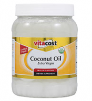 Organic Coconut Oil (54 oz) $10.99 Shipped