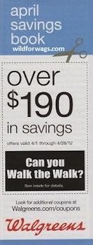 Walgreens April Coupon Booklet