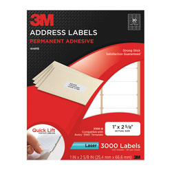 3M Address Labels
