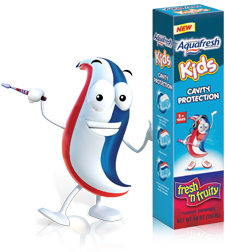 Aquafresh Kids Fresh and Fruity