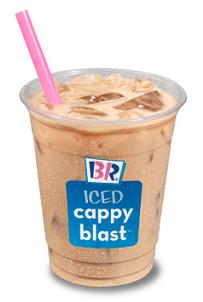 Baskin Robbins Iced Cappy Blast
