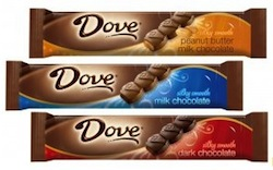 Dove Chocolate Singles Coupon
