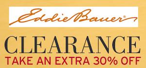 Eddie Bauer Clearance