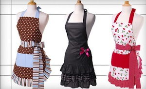 Flirty Aprons Groupon Deal