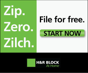 HR Block Tax Day Offer