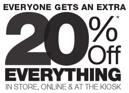 Kohls 20 Coupon