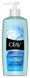 Olay Sensitive Foaming Face Wash