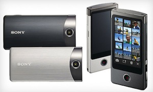 Sony Bloggie HD Touch Camera