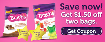Brachs Candy Coupon