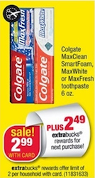 CVS Colgate ECB Deal