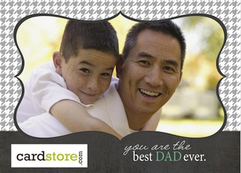 Cardstore FREE Fathers Day Card