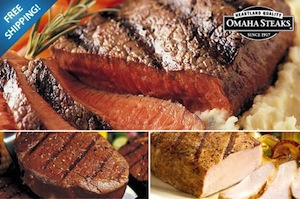 Eversave Omaha Steaks Voucher