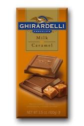 Ghirardelli Bar Caramel