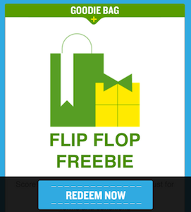 Old Navy: Possible FREE Flip Flops!