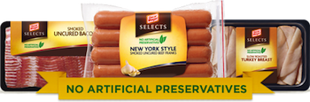 Oscar Mayer Selects