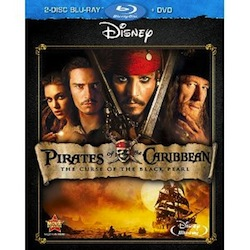 Pirates of the Carribean Curse of the Black Pearl