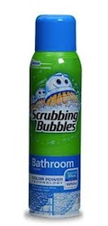 Scrubbing Bubbles Bathroom Cleaner Power