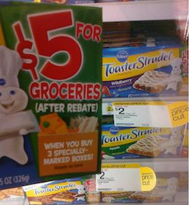 Toaster Strudel Deal