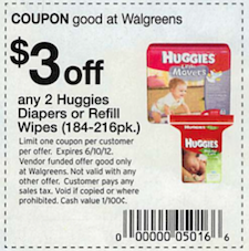 Walgreens Baby Coupons