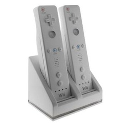 Wii Remote Charging Station