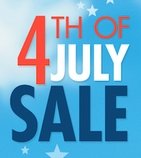 Aeropostale 4th of July Sale: $5 T-Shirts!