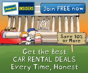 Join Alamo Insiders for FREE and Save 10% or More!