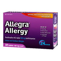 Allegra Coupons