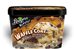 Breyers Blasts Waffle Cone