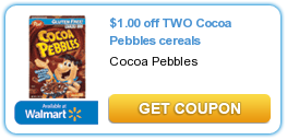 Cocoa Pebbles Coupon
