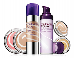 Covergirl and Olay Mail In Rebate