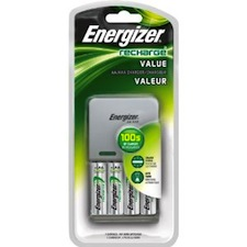 Energizer Rechargeable Batteries Charger