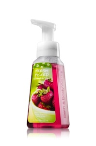 Fresh Picked Strawberries Hand Soap