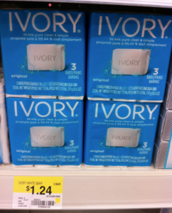 Ivory 3 Pack Bar Soap