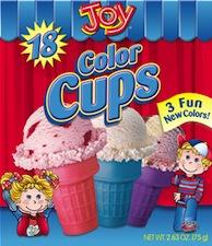 Joy Color Cups