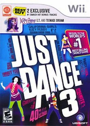 Just Dance 3 Best Buy Exclusive Katy Perry Edition