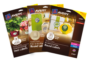 OfficeMax Avery Labels Deal